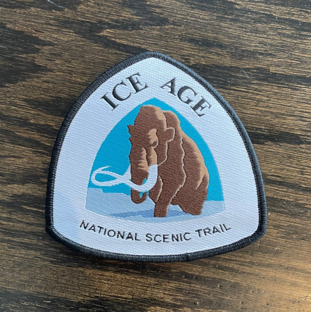 Ice Age Trail Patch
