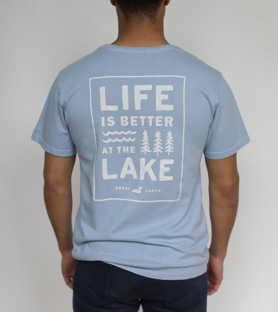 Great Lakes Lake Life S/S