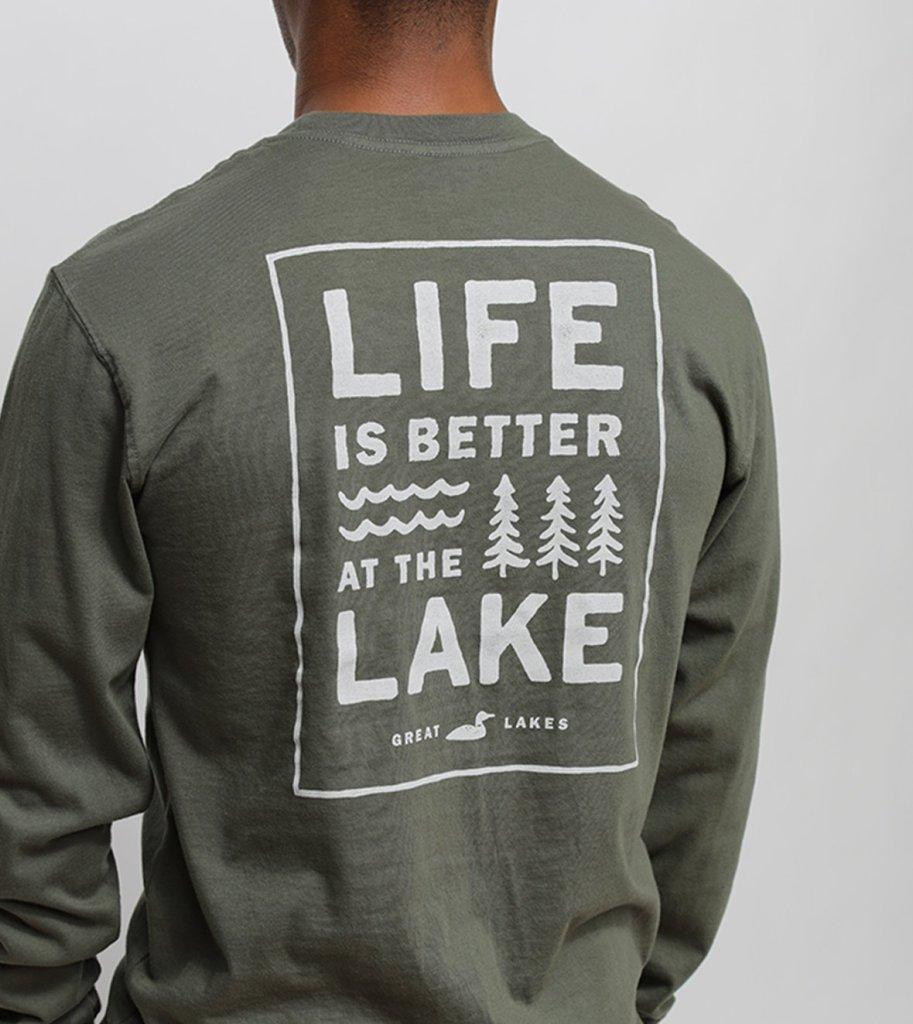 Great Lakes Lake Life L/S