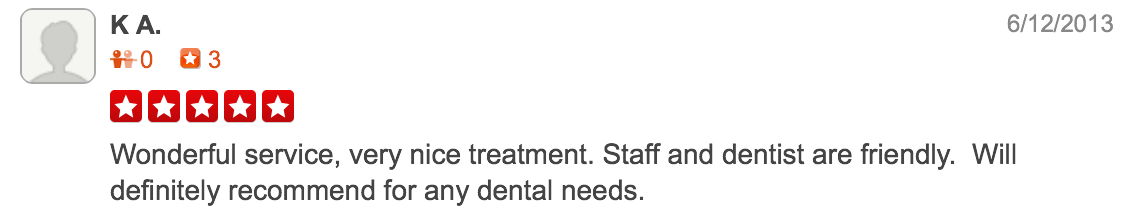 dentist in fremont, union city, newark ca