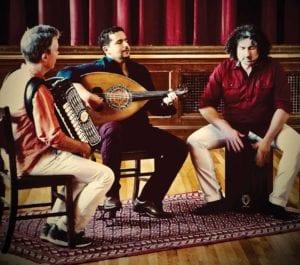 Walid Zairi and band mates. PHOTO: COURTESY WALID ZAIRI