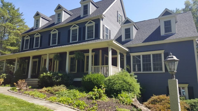 Top 5 Most Popular Exterior Siding Materials Bay State