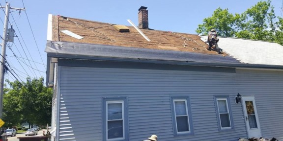 Roof replacement Randolph MA