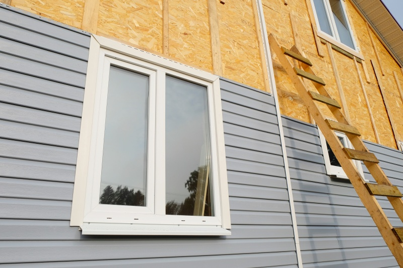 Upgrade your Siding this Spring