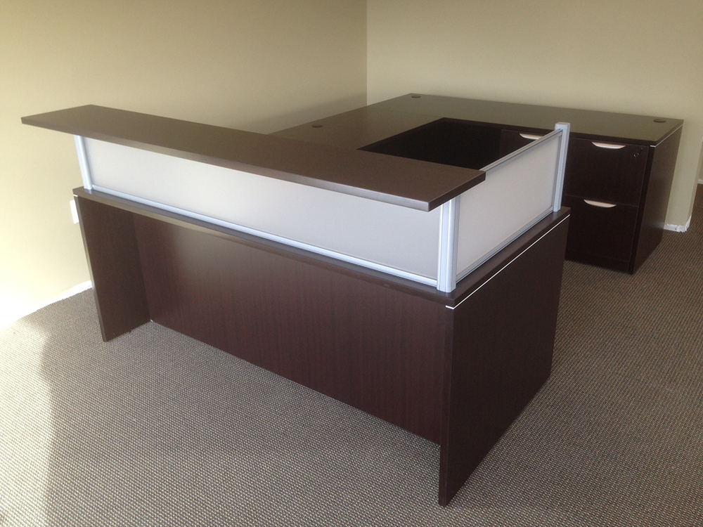 Affordable Office Reception Desk 7 Baystate Office