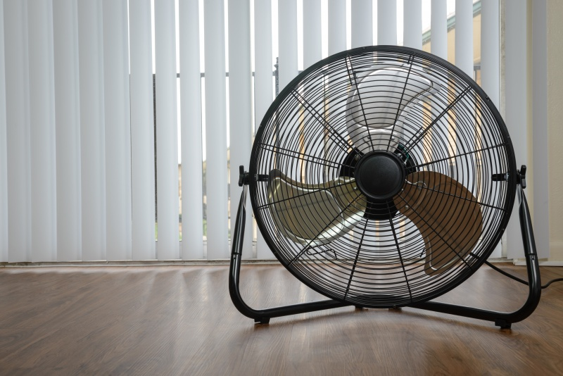 Fans and How They Improve Air Quality