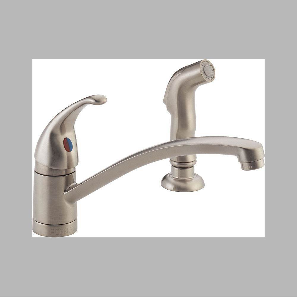 Peerless Kitchen Faucets  Bay State Plumbing  Heating