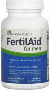 FertilAid مقوي جنسي طبيعي