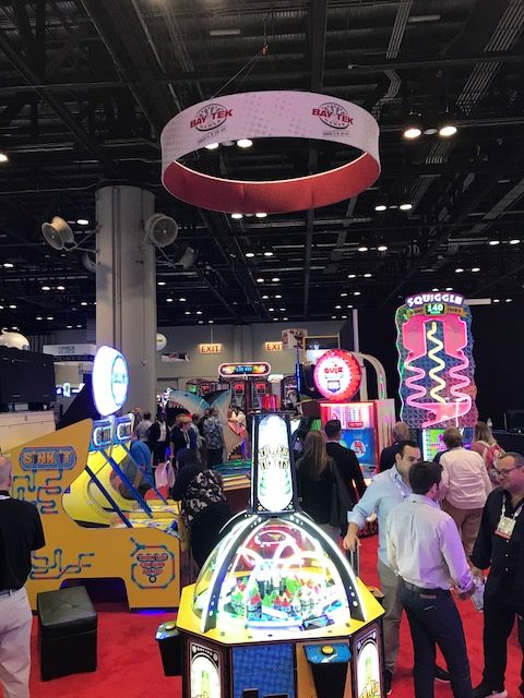 Maximizing ROI of attending a Tradeshow like IAAPA