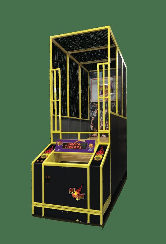 GAMES Bay Tek Games