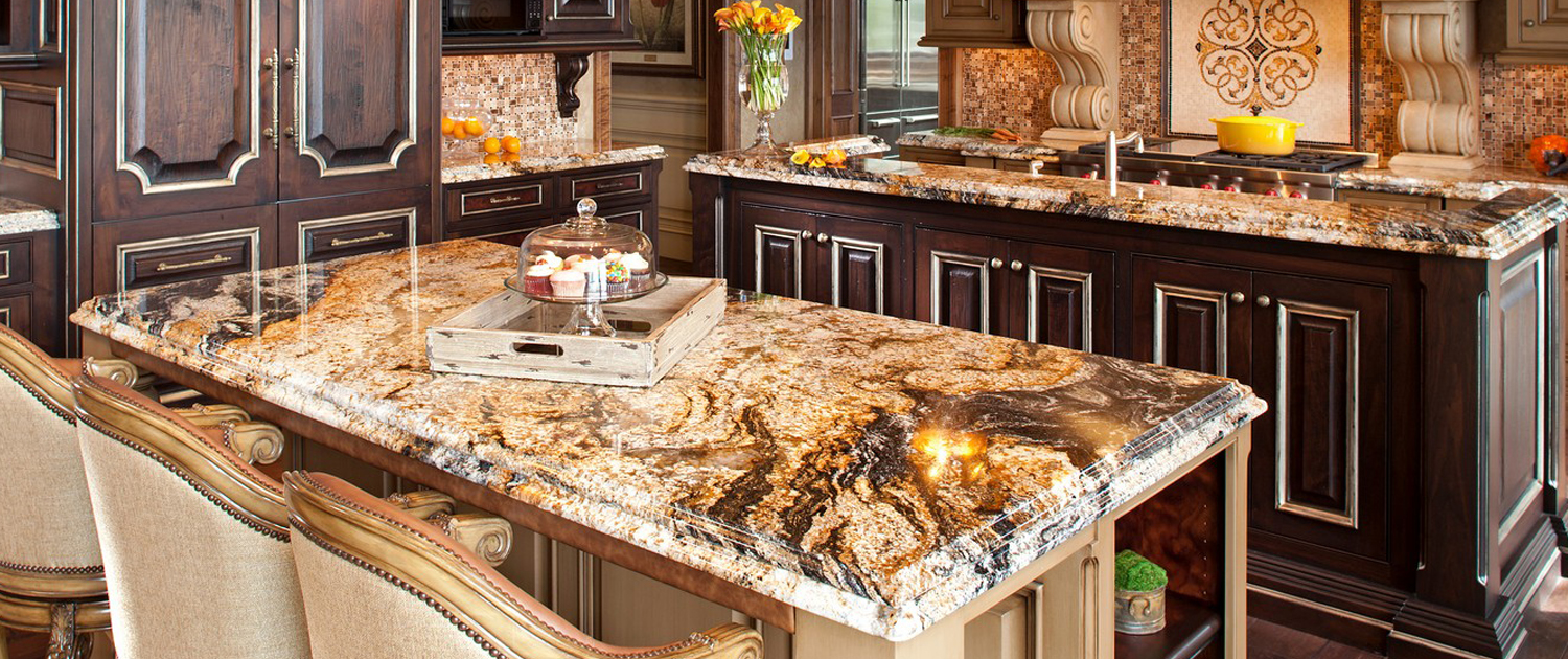 Granite Quartz Marble Countertops  Bay Tile Kitchen  Bath