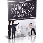 Developing Yourself as a Training Manager