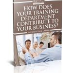 How Does Your Training Department Contribute To Your Business eBook