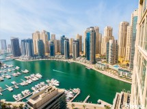 3 Bed Apartment In Dubai Marina Offering Breathtaking