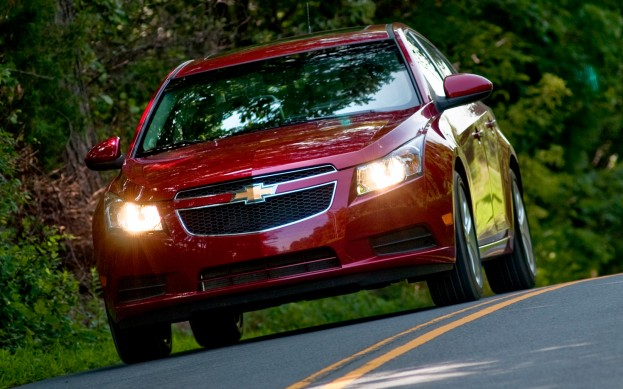GM recalls 60,000 Chevy Cruze in Canada – The South Bayview