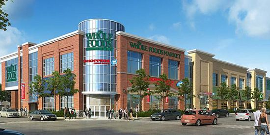 Whole Foods  Bayview