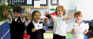 Kids count on CGS Daily Five