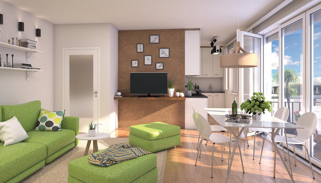 Provisionsfreie Wohnungen Dresden  SCHILLINGS DUETT