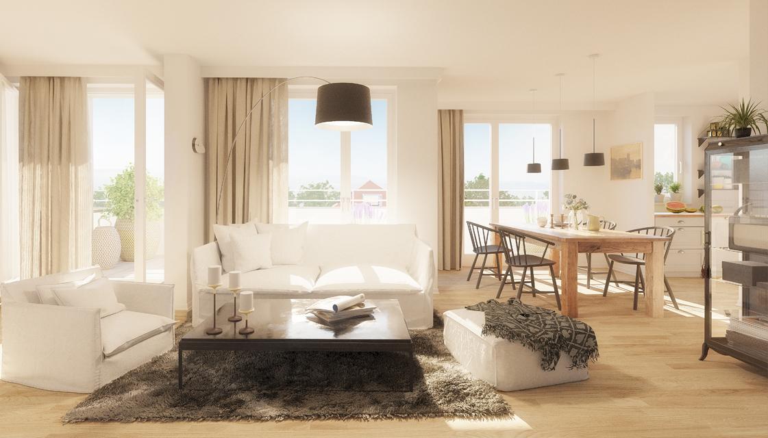 Dresden Wohnung kaufen  VILLA EUGEN
