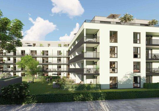 Eigentumswohnung in Augsburg  direkt vom Bautrger
