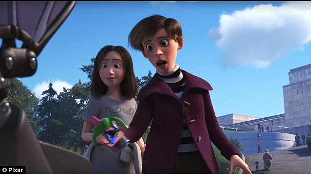 WATCH:  Finding Dory 's Second NEW trailer features LESBIAN couple