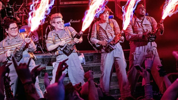 WATCH: The second all NEW Ghostbusters trailer is HERE