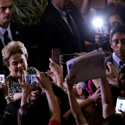 This could very well be the end of Dilma Rouseff
