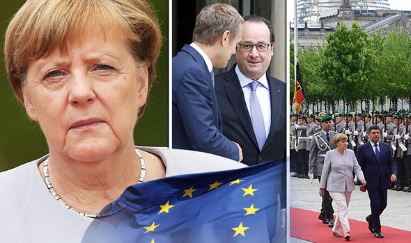 """Reports: European Union attempting to reign in Europe with """"Super State"""""""