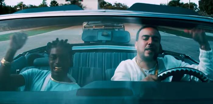 """Video: French Montana x Kodak Black """"LockJaw"""""""