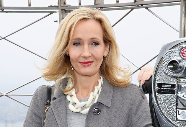 """J.K Rowling has some harsh words for """"racist"""" Granger haters"""
