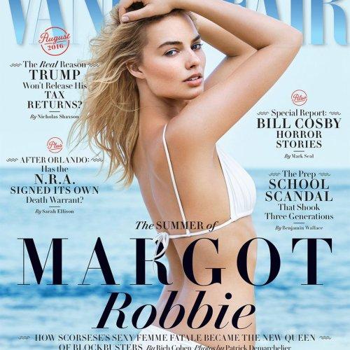 Vanity Fair and THAT Margie Robbie profile