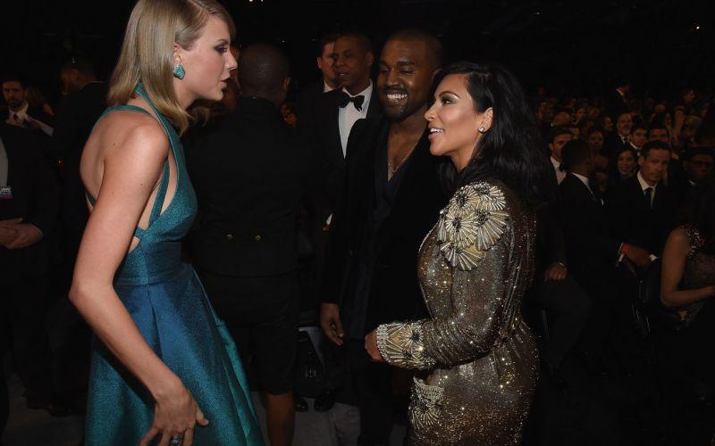 Kim Kardashian 's Taylor Swift-Kanye West Snapchat brouhaha explained