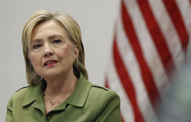 More than half of Clinton Foundation donors met with Clinton at State Department: Documents