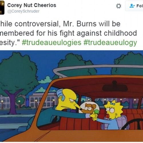 Twitter roundly mocks Canada PM over Fidel Castro praise