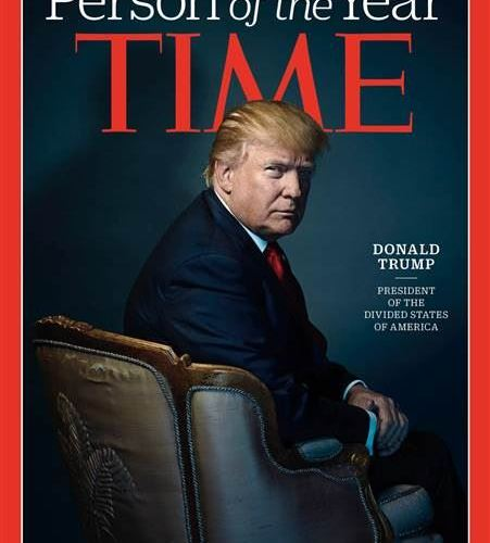 Time Magazine unveils Person of the Year