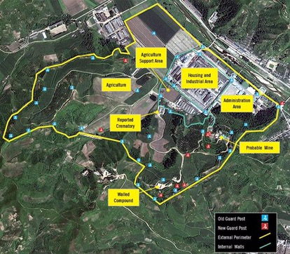 North Korea still expanding prison camps: Human Rights Report