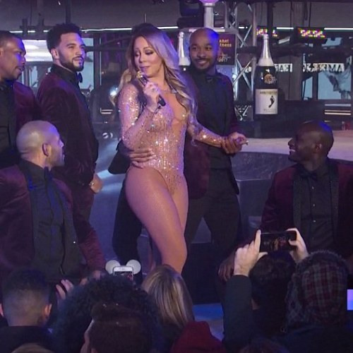 Reports:  Producers of THAT New Years show SABOTAGED Mariah Carey