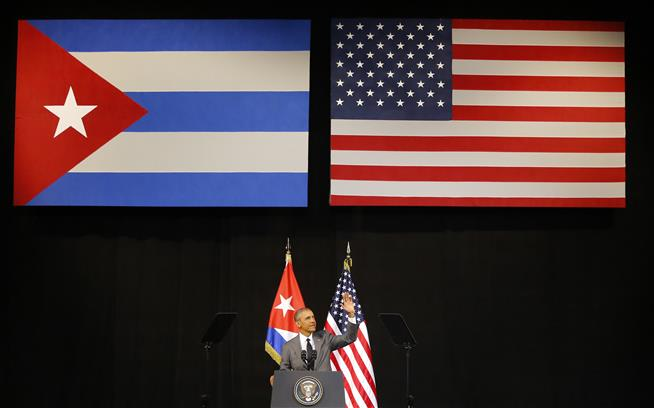 Obama ends controversial  Cuban immigration policy