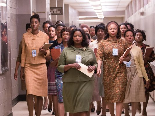 """WATCH: The trailer for this week's movie of the week (""""Hidden Figures"""")"""