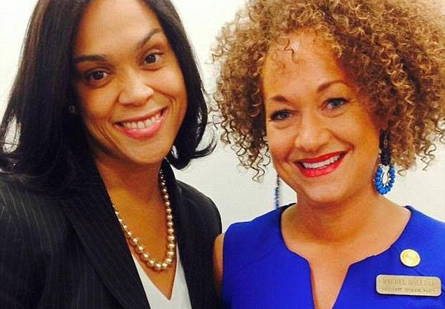 The irony in Rachel Dolezal legally changing her name to an African phrase
