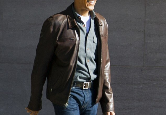 Obama appears in public amid growing wire tapping allegations