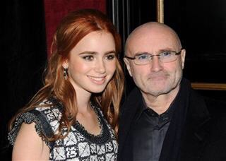 Lilly Collins: I forgive my father