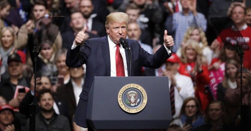 Trump supporters are the new domestic terrorists