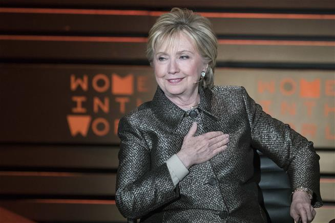 FULL VIDEO:  Hillary Clinton on why she lost to Donald Trump