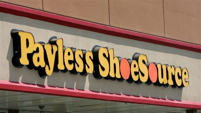 Payless falls, files for bankruptcy
