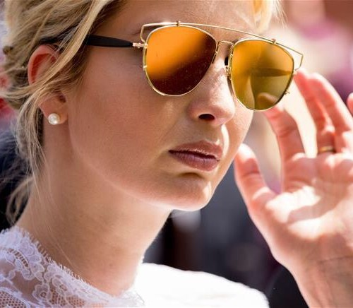 @IvankaTrump went behind her fathers back and met with Planned Parenthood execs