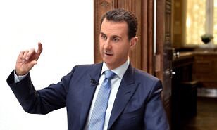 So this is why Assad apparently declared chemical war on his people