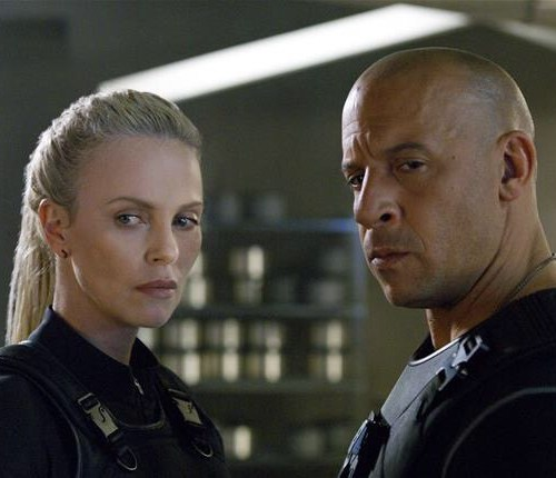 Fate of the Furious heads to monster debut