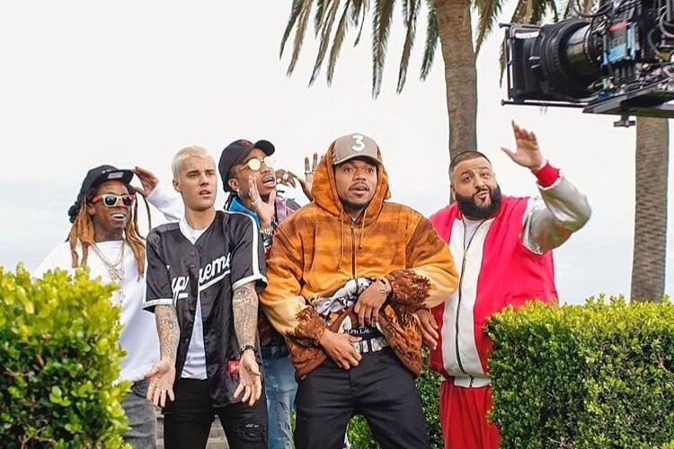 """New Music:  DJ Khaled; Bieber,  Drake (and more) """"I'm The One"""""""