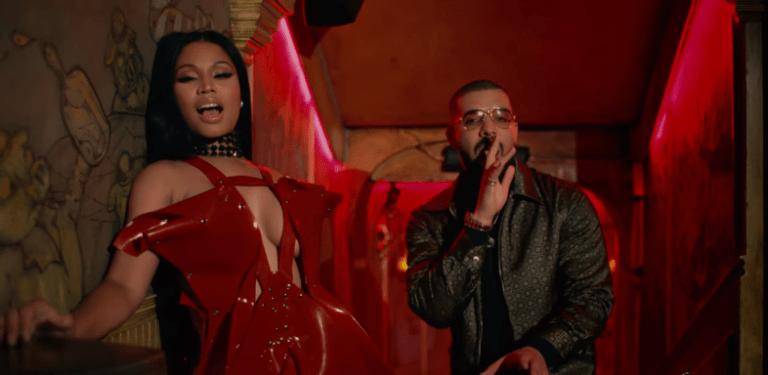 WATCH:  Nicki Minaj 's No Fraud Video is here